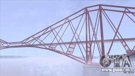 BM Timecyc v1.1 Real Sky pour GTA San Andreas dixième écran