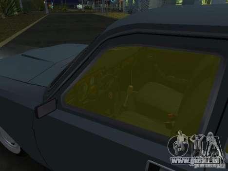 GAZ M24-02 für GTA San Andreas Rückansicht