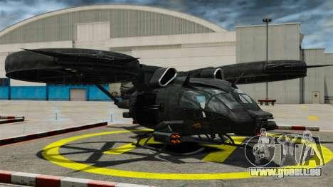 Hubschrauber mit SA-2 Samson für GTA 4