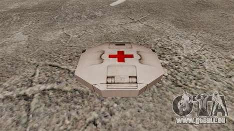 Nouvelle zone de cache Kit Halo pour GTA 4 secondes d'écran