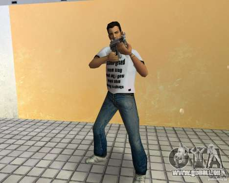 MP5K für GTA Vice City Screenshot her