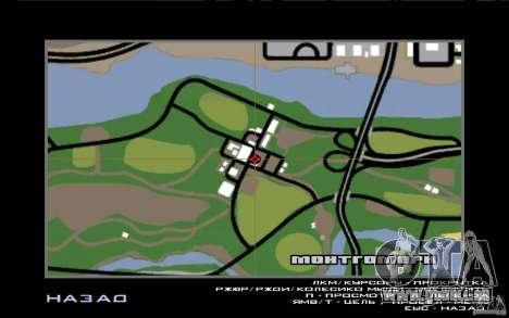 Usine de Coca Cola pour GTA San Andreas cinquième écran