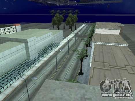 Greatland-Grèjtlènd v0.1 pour GTA San Andreas onzième écran
