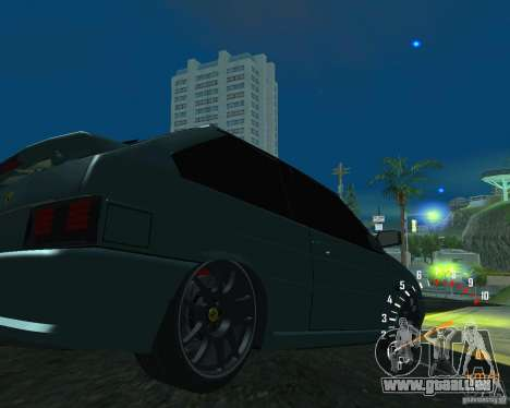 VAZ 2113 Ferarri pour GTA San Andreas vue de côté
