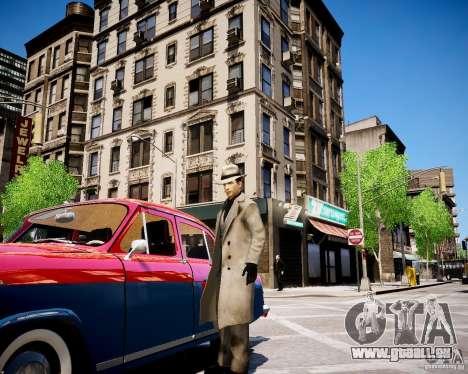 Vito Scaletta pour GTA 4 quatrième écran
