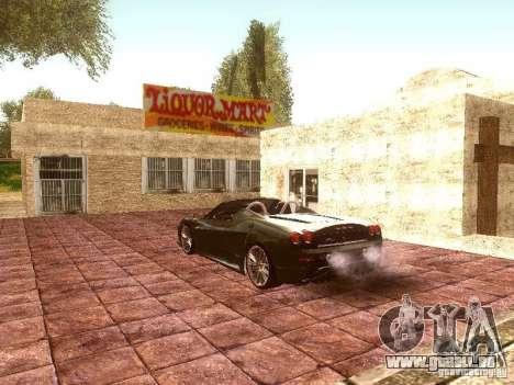 Neue Enb Serie 2011 für GTA San Andreas sechsten Screenshot