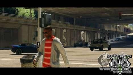 GTA 5 LoadScreens pour GTA San Andreas