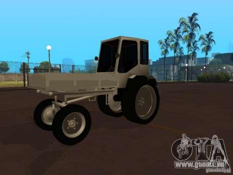 Traktor T16M für GTA San Andreas