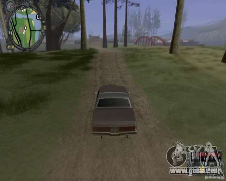 iCEnhancer beta für GTA San Andreas sechsten Screenshot
