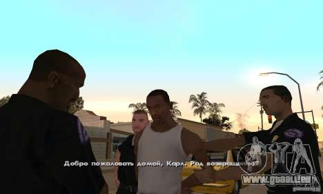 Crack für Steam-Version von GTA San Andreas für GTA San Andreas fünften Screenshot