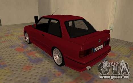 BMW M3 E30 für GTA San Andreas rechten Ansicht