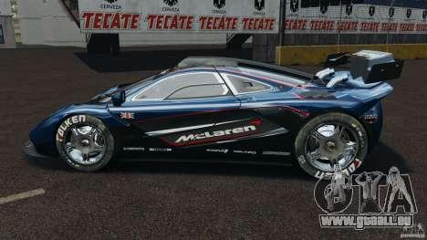 McLaren F1 ELITE für GTA 4 linke Ansicht