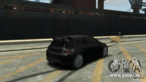 Volkswagen Scirocco GT-24 pour GTA 4 est un droit