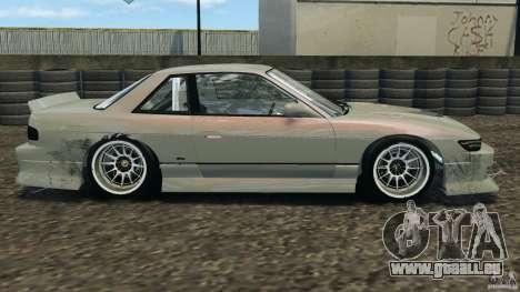 Nissan Silvia S13 DriftKorch [RIV] für GTA 4 linke Ansicht
