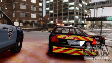 Emergency Lighting System v7 pour GTA 4 troisième écran