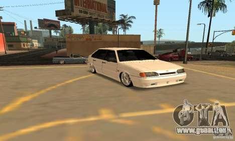ВАЗ 2114 Dag Style pour GTA San Andreas