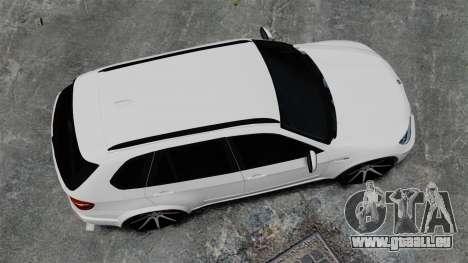 BMW X5M pour GTA 4 est un droit