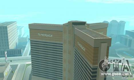 Welcome to Las Vegas pour GTA San Andreas troisième écran