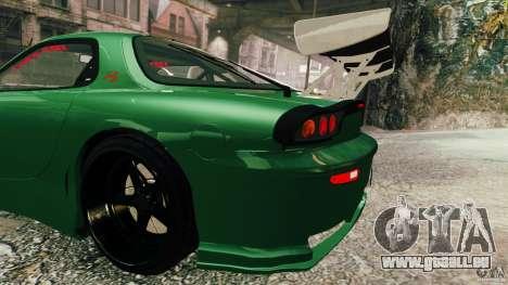 Mazda RX-7 für GTA 4 rechte Ansicht