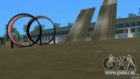 Stunt Dock V2.0 pour le quatrième écran GTA Vice City