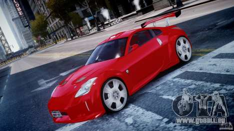 Nissan 350Z Veilside Tuning pour GTA 4