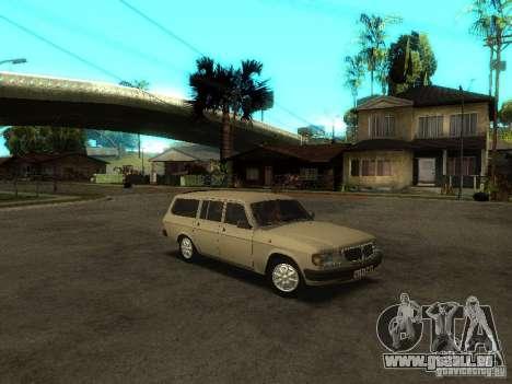 GAZ Volga 310221 Wagon pour GTA San Andreas