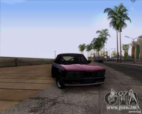 BMW 5-er E28 pour GTA San Andreas vue de droite
