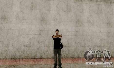 Peau sur Bmydrug pour GTA San Andreas quatrième écran