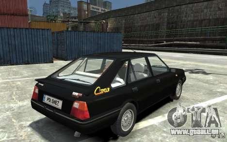 FSO Polonez Caro 1.4 16V pour GTA 4 est un droit
