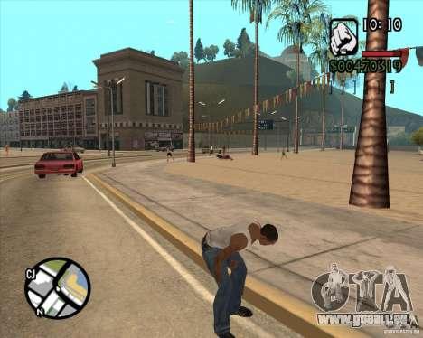 Endorphin Mod v.3 für GTA San Andreas
