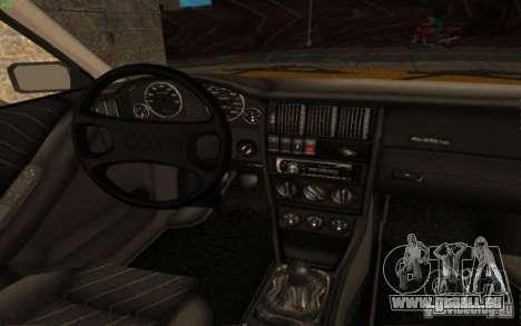 Audi 90 Quattro 20V für GTA San Andreas rechten Ansicht