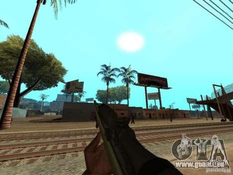 M40A3 für GTA San Andreas zweiten Screenshot