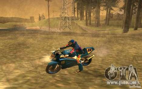 Red Bull Clothes v1.0 für GTA San Andreas achten Screenshot
