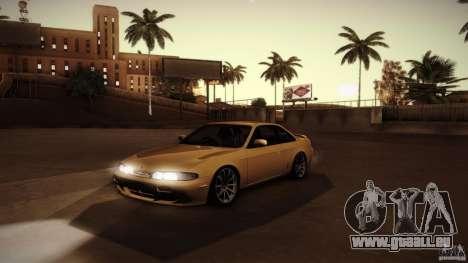 Nissan Silvia S14 Zenk für GTA San Andreas
