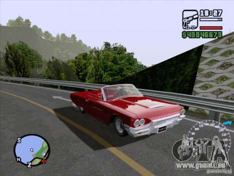 ENB Series v1.5 Realistic für GTA San Andreas her Screenshot
