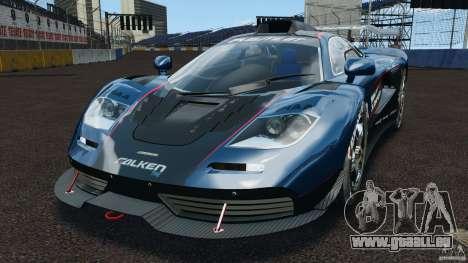 McLaren F1 ELITE pour GTA 4
