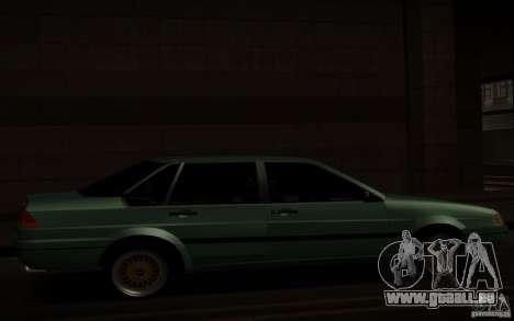 Ford Versailles 1992 pour GTA San Andreas sur la vue arrière gauche