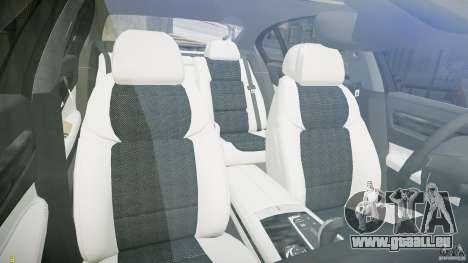 BMW 750Li Sedan ASANTI für GTA 4 Rückansicht