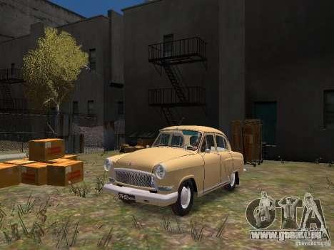 GAZ-21r pour GTA 4