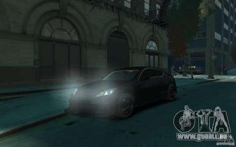Hyundai Genesis HKS v1.1 pour GTA 4