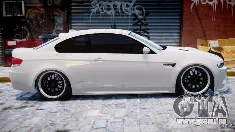 BMW M3 Hamann E92 für GTA 4 Innen