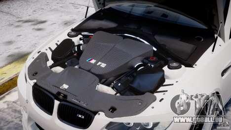 BMW M3 Hamann E92 für GTA 4 Seitenansicht