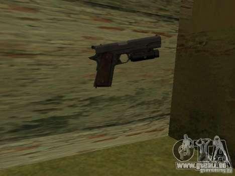 Colt 1911 pour GTA San Andreas