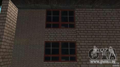 Deux-pièce pour GTA San Andreas deuxième écran