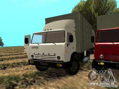 KAMAZ 53212 für GTA San Andreas