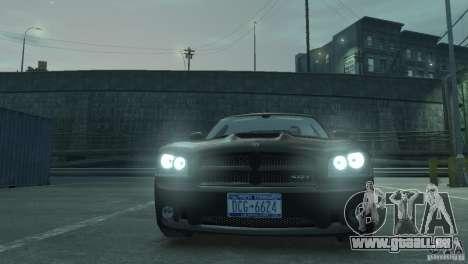 Dodge Charger 2007 SRT8 pour GTA 4 est un droit
