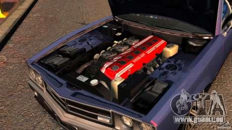 New Sabre GT für GTA 4 rechte Ansicht