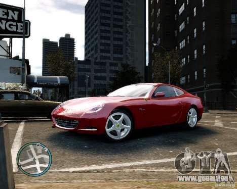 Ferrari 612 Scaglietti pour GTA 4