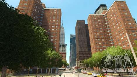 PhotoRealistic ENB V.2 für GTA 4 dritte Screenshot