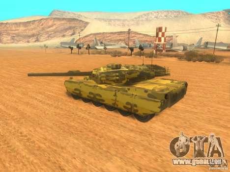 Rhino pour GTA San Andreas laissé vue